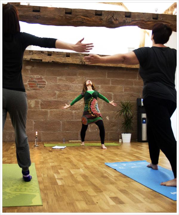 Hatha Yoga Birmingham